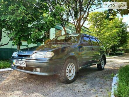 Зеленый ВАЗ 2114, объемом двигателя 1.6 л и пробегом 76 тыс. км за 3600 $, фото 1 на Automoto.ua