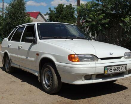 Белый ВАЗ 2115, объемом двигателя 1.6 л и пробегом 65 тыс. км за 4700 $, фото 1 на Automoto.ua