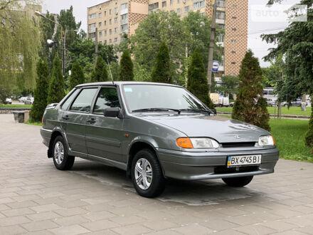 Серый ВАЗ 2115, объемом двигателя 1.6 л и пробегом 31 тыс. км за 4999 $, фото 1 на Automoto.ua
