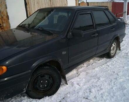 Чорний ВАЗ 2115, об'ємом двигуна 1.6 л та пробігом 102 тис. км за 0 $, фото 1 на Automoto.ua