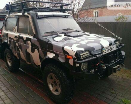 Белый ВАЗ 2121, объемом двигателя 1.7 л и пробегом 2 тыс. км за 4500 $, фото 1 на Automoto.ua