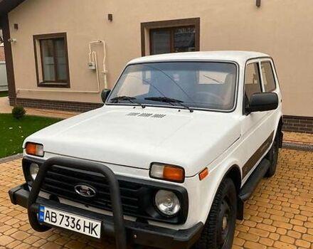 Белый ВАЗ 2121, объемом двигателя 1.7 л и пробегом 240 тыс. км за 3700 $, фото 1 на Automoto.ua