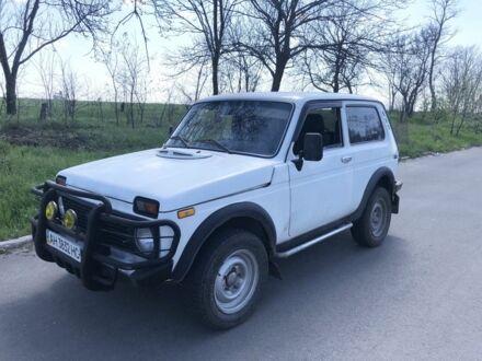 Білий ВАЗ 2121, об'ємом двигуна 1.7 л та пробігом 200 тис. км за 3350 $, фото 1 на Automoto.ua