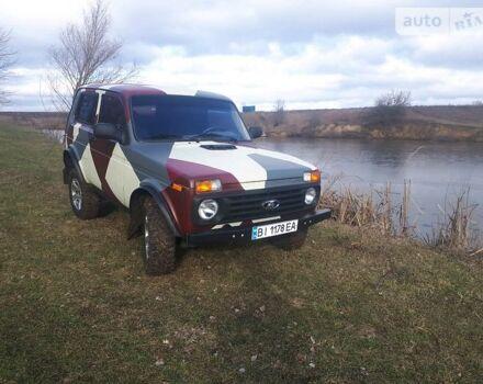 Бежевый ВАЗ 2121, объемом двигателя 1.9 л и пробегом 2 тыс. км за 4200 $, фото 1 на Automoto.ua