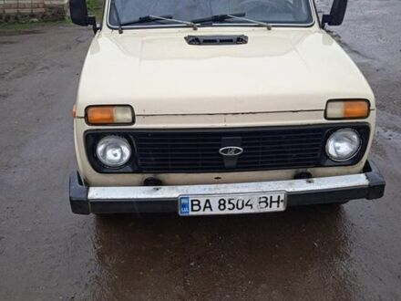 Бежевий ВАЗ 2121, об'ємом двигуна 1.6 л та пробігом 47 тис. км за 2502 $, фото 1 на Automoto.ua