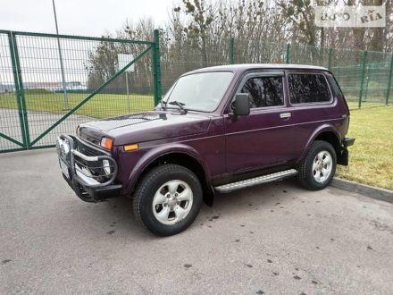 Фіолетовий ВАЗ 2121, об'ємом двигуна 1.7 л та пробігом 96 тис. км за 4300 $, фото 1 на Automoto.ua