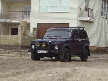 Фіолетовий ВАЗ 2121, об'ємом двигуна 1.7 л та пробігом 210 тис. км за 4498 $, фото 1 на Automoto.ua