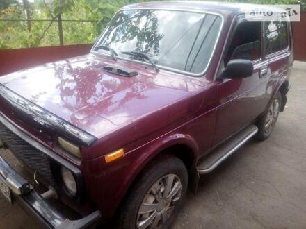 Червоний ВАЗ 2121, об'ємом двигуна 1.7 л та пробігом 42 тис. км за 3500 $, фото 1 на Automoto.ua