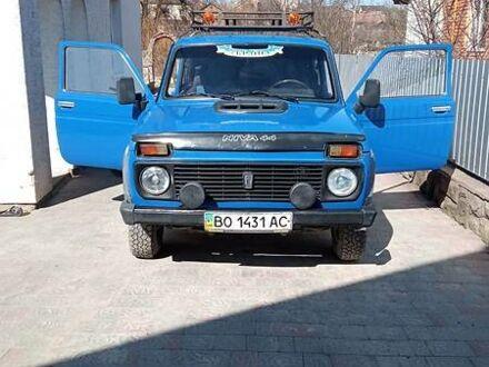 Синій ВАЗ 2121, об'ємом двигуна 1.7 л та пробігом 72 тис. км за 3000 $, фото 1 на Automoto.ua