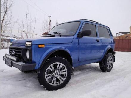 Синій ВАЗ 2121, об'ємом двигуна 1.7 л та пробігом 43 тис. км за 8500 $, фото 1 на Automoto.ua
