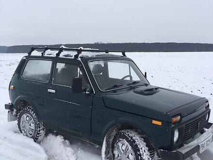 Зелений ВАЗ 2121, об'ємом двигуна 1.6 л та пробігом 100 тис. км за 2000 $, фото 1 на Automoto.ua