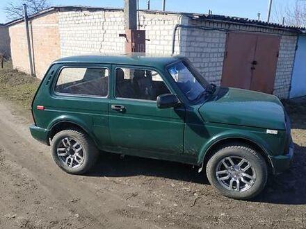 Зелений ВАЗ 2121, об'ємом двигуна 1.6 л та пробігом 99 тис. км за 3750 $, фото 1 на Automoto.ua