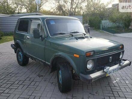 Зелений ВАЗ 2121, об'ємом двигуна 0 л та пробігом 79 тис. км за 1600 $, фото 1 на Automoto.ua