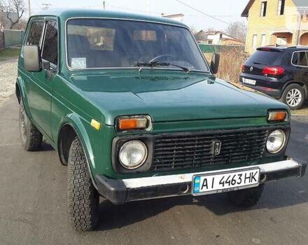 Зелений ВАЗ 2121, об'ємом двигуна 1.7 л та пробігом 175 тис. км за 2400 $, фото 1 на Automoto.ua