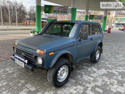 Зелений ВАЗ 2121, об'ємом двигуна 1.7 л та пробігом 4 тис. км за 5777 $, фото 1 на Automoto.ua