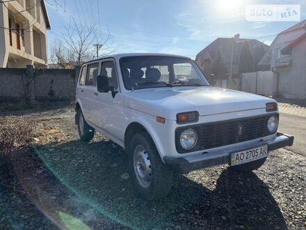 Білий ВАЗ 2131, об'ємом двигуна 1.7 л та пробігом 50 тис. км за 3600 $, фото 1 на Automoto.ua