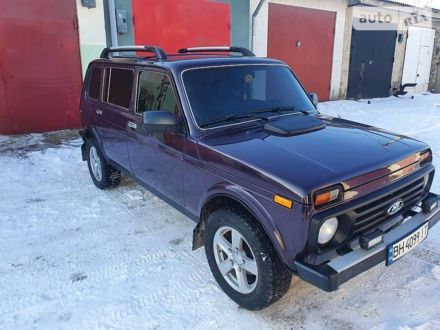 Фіолетовий ВАЗ 2131, об'ємом двигуна 1.7 л та пробігом 50 тис. км за 6500 $, фото 1 на Automoto.ua