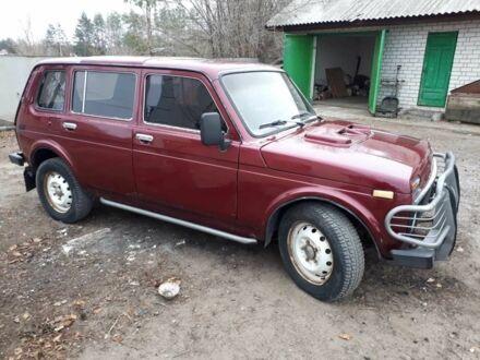 Червоний ВАЗ 2131, об'ємом двигуна 1.8 л та пробігом 200 тис. км за 4200 $, фото 1 на Automoto.ua