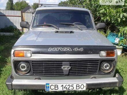 Сірий ВАЗ 2131, об'ємом двигуна 1.7 л та пробігом 100 тис. км за 6000 $, фото 1 на Automoto.ua
