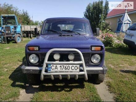 Синій ВАЗ 2131, об'ємом двигуна 1.7 л та пробігом 110 тис. км за 3500 $, фото 1 на Automoto.ua