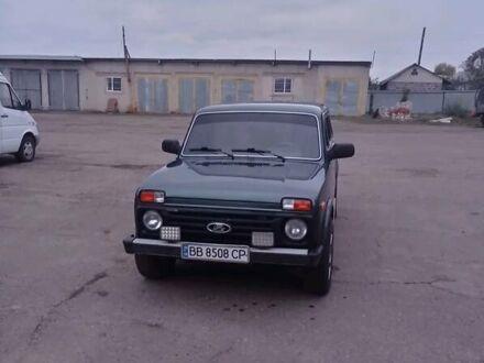 Зелений ВАЗ 2131, об'ємом двигуна 1.7 л та пробігом 75 тис. км за 6900 $, фото 1 на Automoto.ua