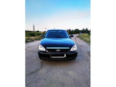 Черный ВАЗ 2170, объемом двигателя 1.6 л и пробегом 141 тыс. км за 4900 $, фото 1 на Automoto.ua