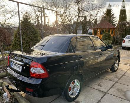 Черный ВАЗ 2170, объемом двигателя 1.6 л и пробегом 159 тыс. км за 3600 $, фото 1 на Automoto.ua