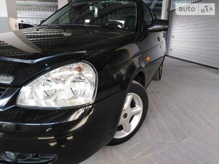 Гранатовый ВАЗ 2170, объемом двигателя 1.6 л и пробегом 100 тыс. км за 3900 $, фото 1 на Automoto.ua