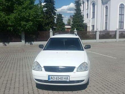 Белый ВАЗ 2171, объемом двигателя 1.6 л и пробегом 2 тыс. км за 4250 $, фото 1 на Automoto.ua