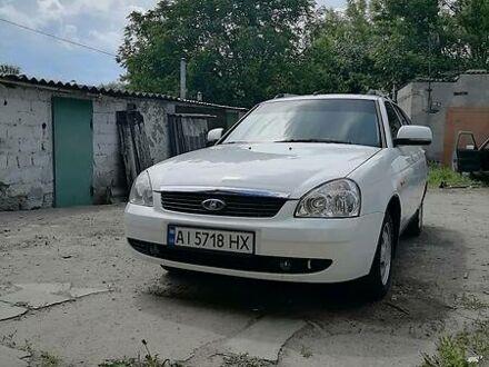 Белый ВАЗ 2171, объемом двигателя 1.6 л и пробегом 118 тыс. км за 4800 $, фото 1 на Automoto.ua