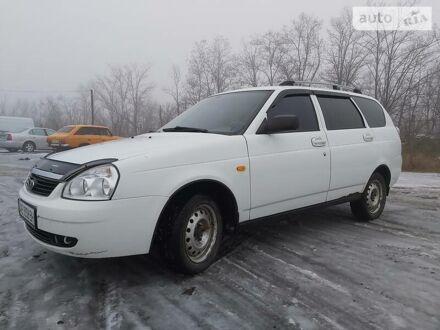 Белый ВАЗ 2171, объемом двигателя 1.6 л и пробегом 235 тыс. км за 3700 $, фото 1 на Automoto.ua