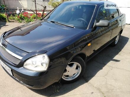 Черный ВАЗ 2171, объемом двигателя 1.6 л и пробегом 70 тыс. км за 3700 $, фото 1 на Automoto.ua