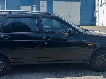 Черный ВАЗ 2171, объемом двигателя 1.6 л и пробегом 162 тыс. км за 4500 $, фото 1 на Automoto.ua