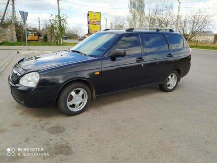 Черный ВАЗ 2171, объемом двигателя 1.6 л и пробегом 226 тыс. км за 4100 $, фото 1 на Automoto.ua
