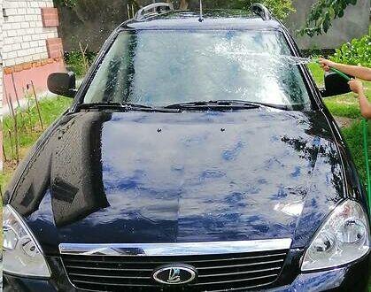 Черный ВАЗ 2171, объемом двигателя 1.6 л и пробегом 87 тыс. км за 4500 $, фото 1 на Automoto.ua