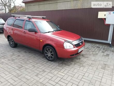 Червоний ВАЗ 2171, об'ємом двигуна 1.6 л та пробігом 228 тис. км за 3300 $, фото 1 на Automoto.ua