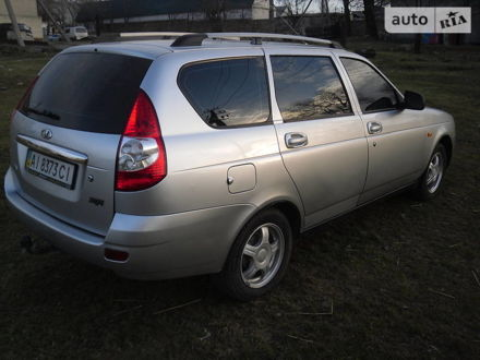 Серый ВАЗ 2171, объемом двигателя 1.6 л и пробегом 108 тыс. км за 4600 $, фото 1 на Automoto.ua
