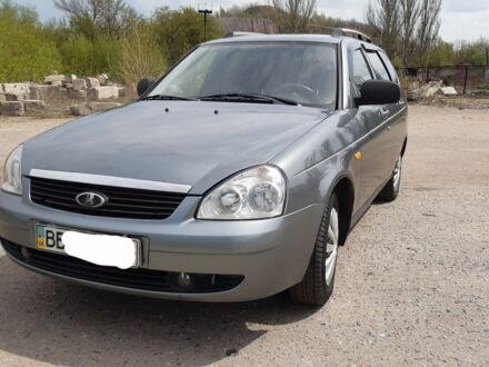 Серый ВАЗ 2171, объемом двигателя 1.6 л и пробегом 121 тыс. км за 4200 $, фото 1 на Automoto.ua