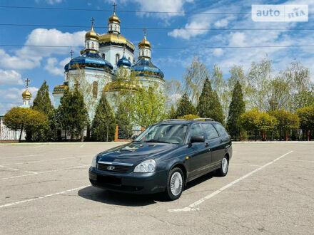 Серый ВАЗ 2171, объемом двигателя 1.6 л и пробегом 137 тыс. км за 4250 $, фото 1 на Automoto.ua
