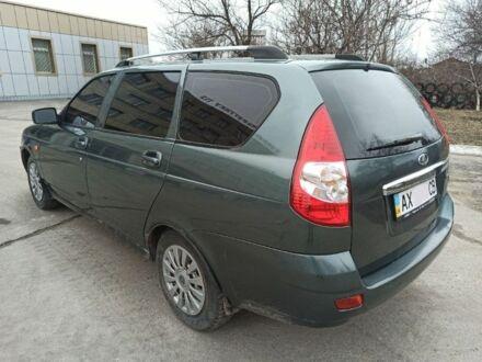 Зеленый ВАЗ 2171, объемом двигателя 1.6 л и пробегом 145 тыс. км за 3900 $, фото 1 на Automoto.ua
