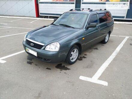 Зеленый ВАЗ 2171, объемом двигателя 1.6 л и пробегом 130 тыс. км за 4500 $, фото 1 на Automoto.ua
