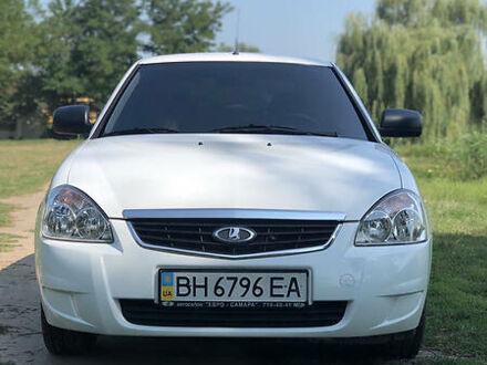 Білий ВАЗ 2172, об'ємом двигуна 1.6 л та пробігом 73 тис. км за 6300 $, фото 1 на Automoto.ua