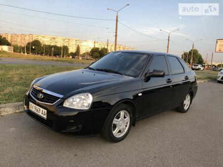 Чорний ВАЗ 2172, об'ємом двигуна 1.6 л та пробігом 69 тис. км за 5800 $, фото 1 на Automoto.ua