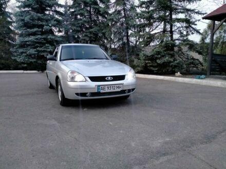 Серебряный ВАЗ 2172, объемом двигателя 1.6 л и пробегом 132 тыс. км за 4300 $, фото 1 на Automoto.ua