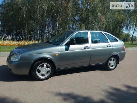 Серый ВАЗ 2172, объемом двигателя 1.6 л и пробегом 88 тыс. км за 4300 $, фото 1 на Automoto.ua