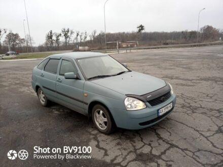 Серый ВАЗ 2172, объемом двигателя 1.6 л и пробегом 164 тыс. км за 4500 $, фото 1 на Automoto.ua