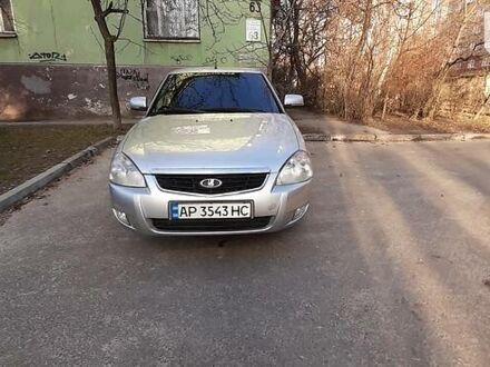 Серый ВАЗ 2172, объемом двигателя 1.6 л и пробегом 170 тыс. км за 5200 $, фото 1 на Automoto.ua