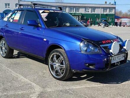 Синій ВАЗ 2172, об'ємом двигуна 1.6 л та пробігом 128 тис. км за 5500 $, фото 1 на Automoto.ua