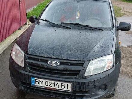Чорний ВАЗ 2190, об'ємом двигуна 1.6 л та пробігом 77 тис. км за 4000 $, фото 1 на Automoto.ua