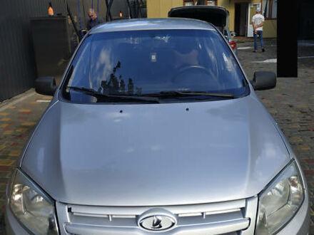 Сірий ВАЗ 2190, об'ємом двигуна 1.6 л та пробігом 159 тис. км за 3600 $, фото 1 на Automoto.ua